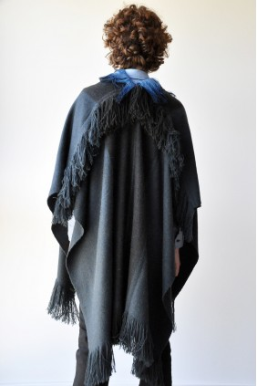 scar stole wool woven luxury quality warmth camel yak cape main artisan ethical sustainable exceptionnal